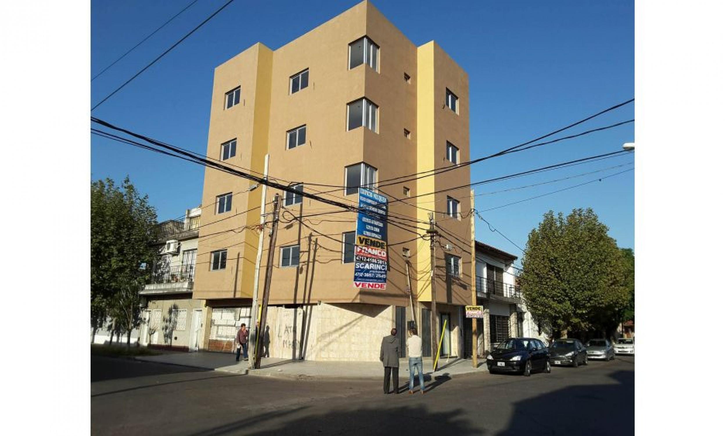 Pío XII 1300, Santos Lugares, Buenos Aires, Argentina, 1 Dormitorio Habitaciones, 2 Habitaciones Habitaciones,1 BañoBathrooms,Departamento,Venta,Pío XII,1080